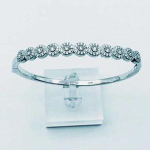 11 Diamond Bracelet